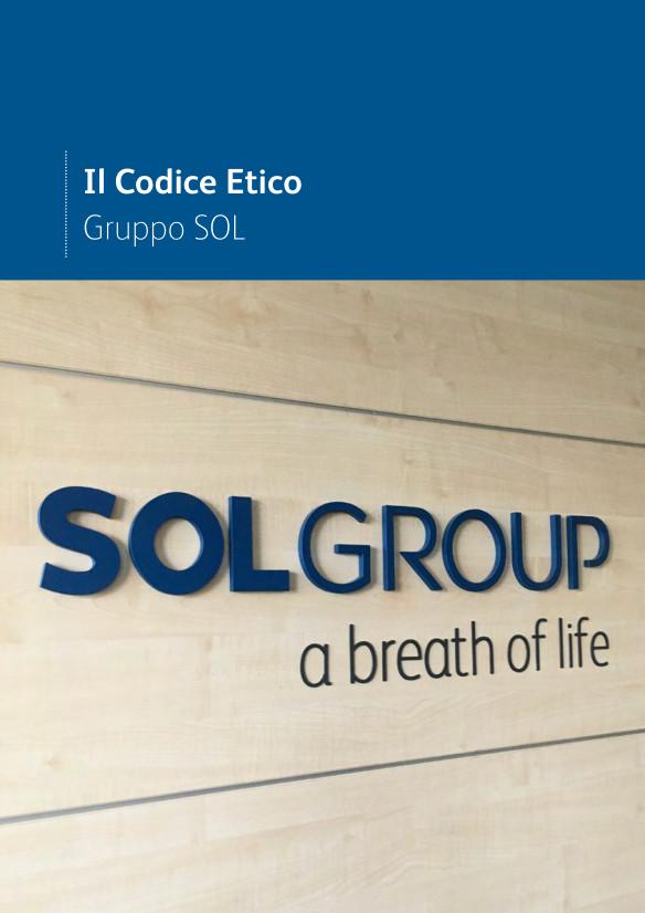 Codice etico del Gruppo SOL